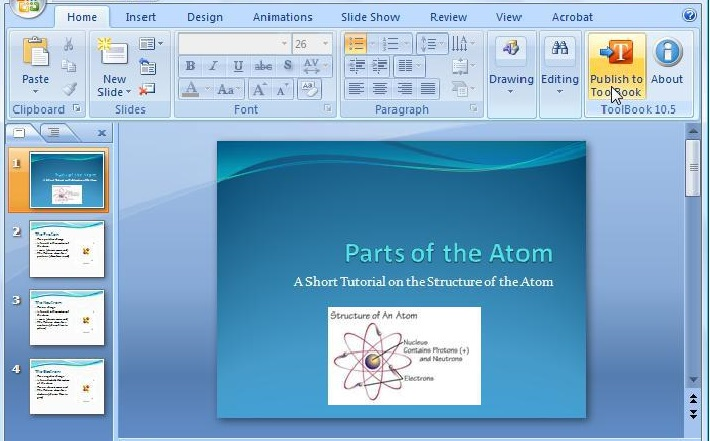 Microsoft Office Templates For Powerpoint